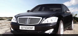 Armoured Limousine based on Mercedes-Benz S-Class