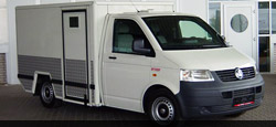 Volkswagen T5 Box Body